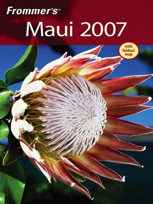 cover image of Frommer's Maui 2007