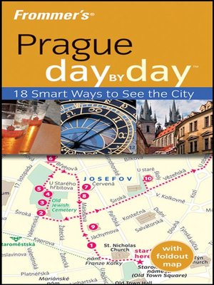 cover image of Frommer's Prague Day by Day