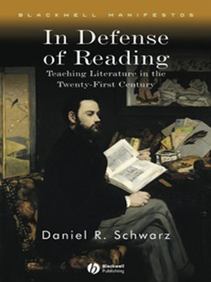 cover image of In Defense of Reading