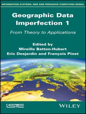 cover image of Geographic Data Imperfection 1