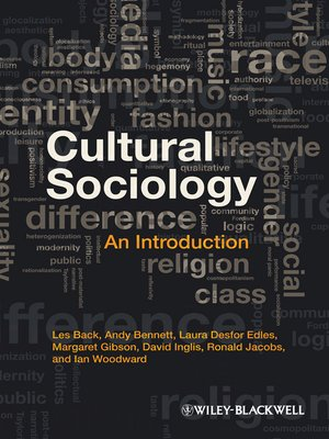 cover image of Cultural Sociology