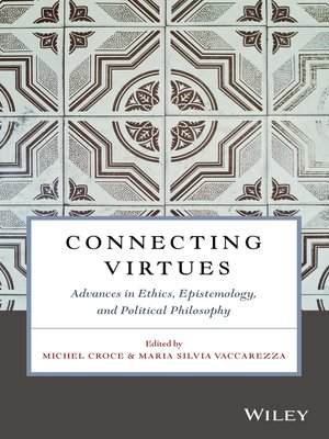 cover image of Connecting Virtues
