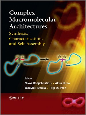 cover image of Complex Macromolecular Architectures