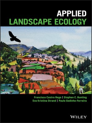 cover image of Applied Landscape Ecology