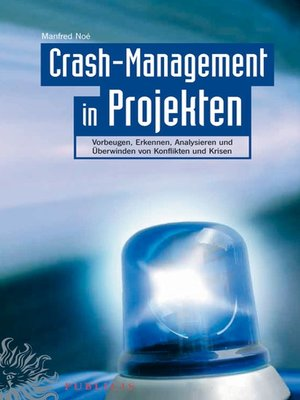 cover image of Crash-Management in Projekten
