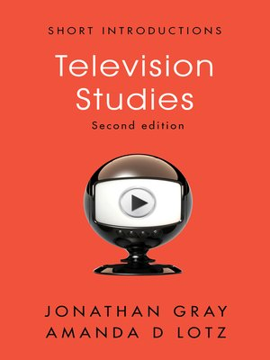cover image of Television Studies