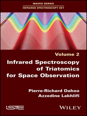 cover image of Infrared Spectroscopy of Triatomics for Space Observation