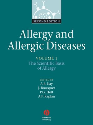 cover image of Allergy and Allergic Diseases