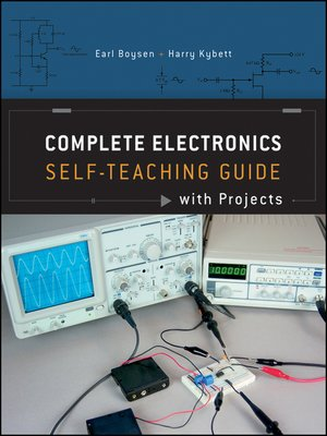cover image of Complete Electronics Self-Teaching Guide with Projects