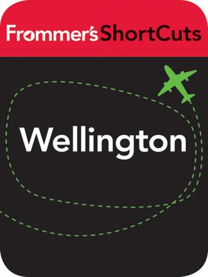 cover image of Wellington, New Zealand