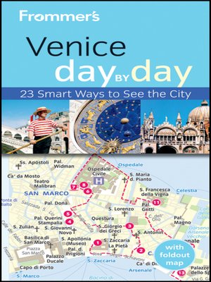cover image of Frommer's Venice Day by Day