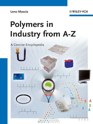 cover image of Polymers in Industry from a to Z