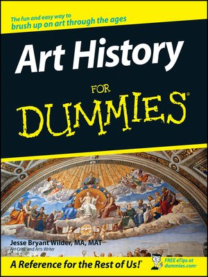 cover image of Art History For Dummies