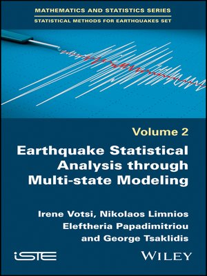 cover image of Earthquake Statistical Analysis through Multi-state Modeling