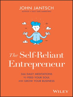 cover image of The Self-Reliant Entrepreneur