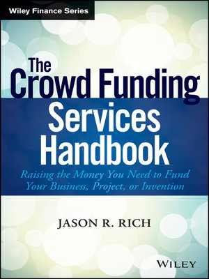 cover image of The Crowd Funding Services Handbook
