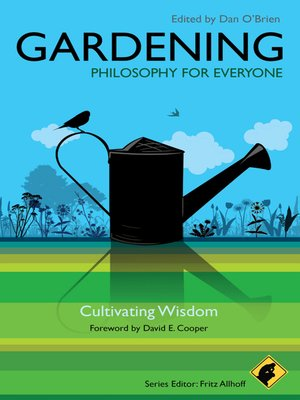 cover image of Gardening--Philosophy for Everyone