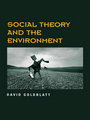 cover image of Social Theory and the Environment