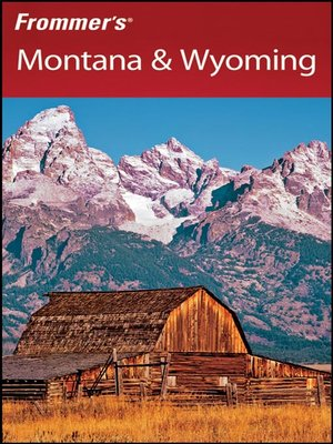 cover image of Frommer's Montana & Wyoming
