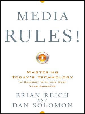 cover image of Media Rules!
