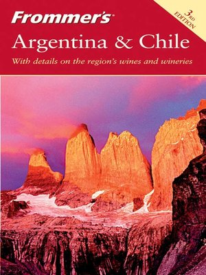 cover image of Frommer's Argentina & Chile