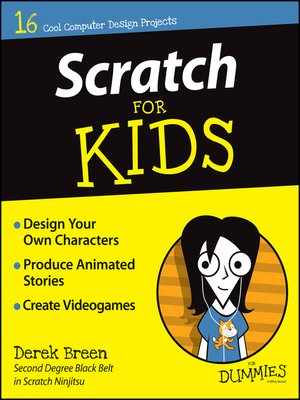 cover image of Creating Games with Scratch