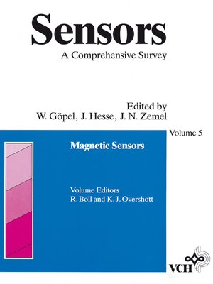 cover image of Sensors: A Comprehensive Survey, Volume 5