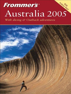 cover image of Frommer's Australia 2005