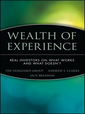cover image of Wealth of Experience
