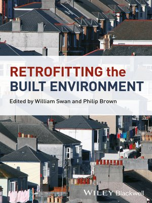 cover image of Retrofitting the Built Environment