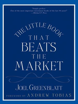 cover image of The Little Book That Beats the Market