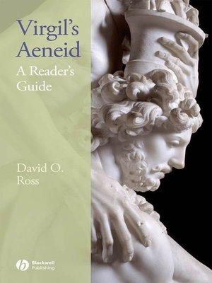 cover image of Virgil's Aeneid
