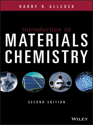 cover image of Introduction to Materials Chemistry