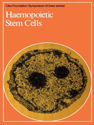 cover image of Haemopoietic Stem Cells
