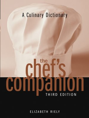 cover image of The Chef's Companion