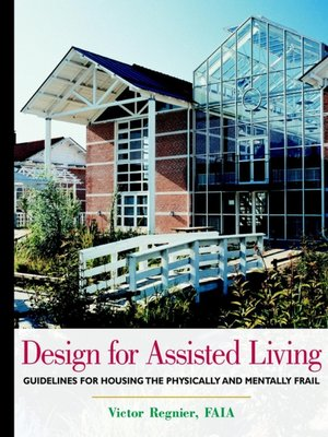 cover image of Design for Assisted Living
