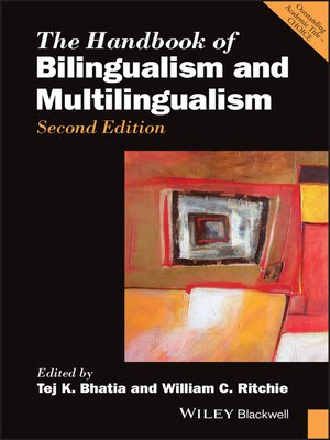 cover image of The Handbook of Bilingualism and Multilingualism