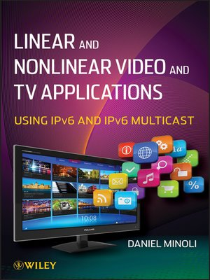 cover image of Linear and Non-Linear Video and TV Applications