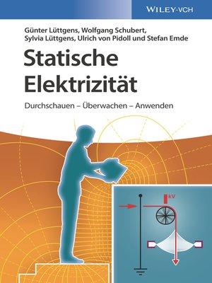 cover image of Statische Elektrizität