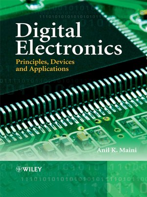 cover image of Digital Electronics