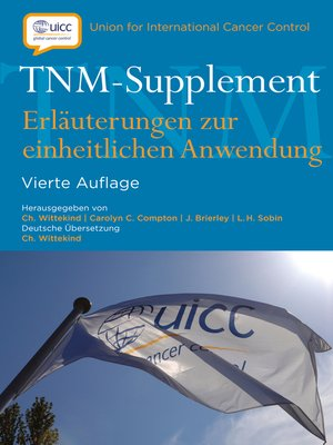 cover image of TNM-Supplement