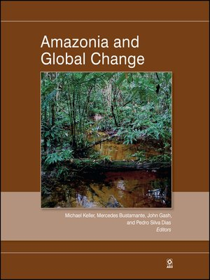 cover image of Amazonia and Global Change