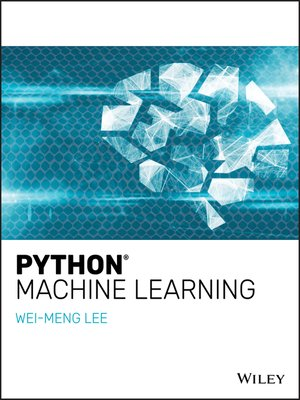 cover image of Python Machine Learning