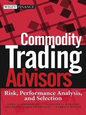 cover image of Commodity Trading Advisors