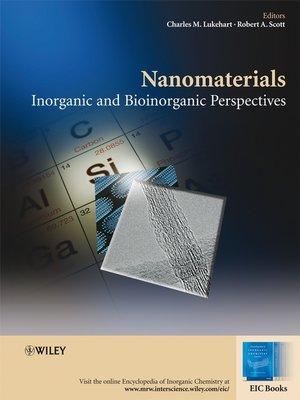 cover image of Nanomaterials
