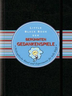 cover image of Little Black Book der Berühmten Gedankenspiele