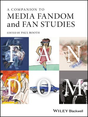 cover image of A Companion to Media Fandom and Fan Studies