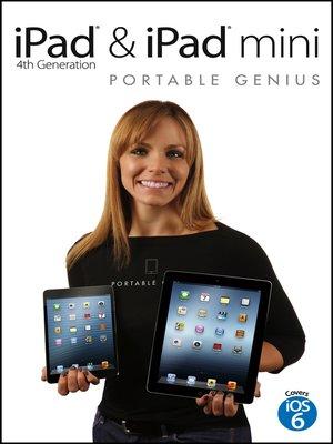 cover image of iPad 4th Generation and iPad mini Portable Genius