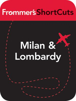 cover image of Milan and Lombardy, Italy