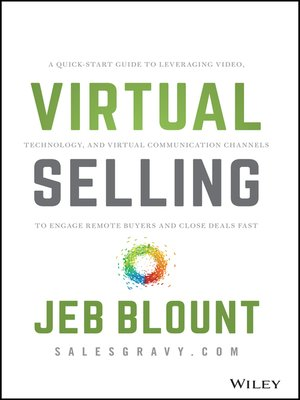 cover image of Virtual Selling
